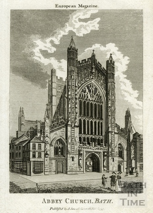 Abbey Church, Bath 1797