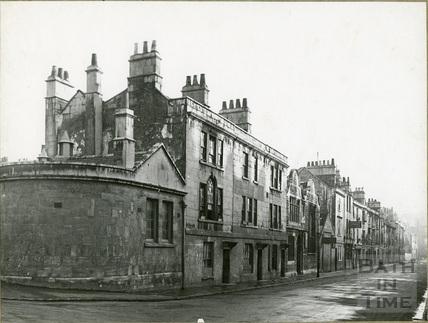 Milk Street, Bath c.1930