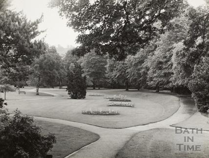 Henrietta Park, Bath c.1968
