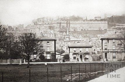 Henrietta Park, Bath c.1870