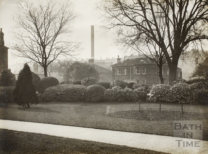 Henrietta Park, Bath c.1930