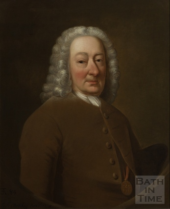 Portrait of an Unknown Gentleman 1758