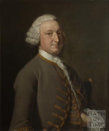 Major William Brereton 1760s