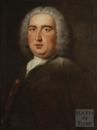 Mr. John Morris, First Apothecary 1742