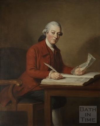 Daniel Danvers Esquire, Treasurer (1760-1779) 1780