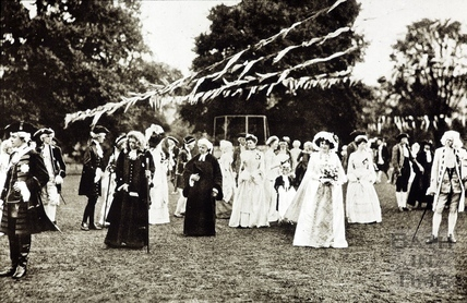 Bath Historical Pageant. Episode 7. Glorious Days of Beau Nash July 1909