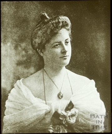 Bath Historical Pageant. Lady De Blacquiere July 1909