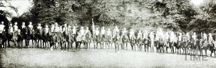 Bath Historical Pageant. Episode 6. Roundheads July 1909