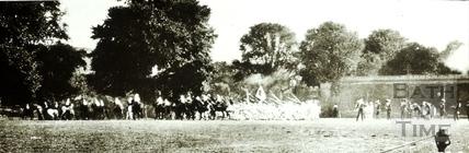 Bath Historical Pageant. Episode 6. Battle of Lansdown July 1909