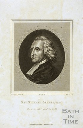 Rev. Richard Graves 1715-1804. Published