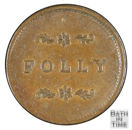 G. Gait, The Folly Inn, Bathwick, Bath Late 19th century