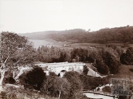 Dundas Aqueduct c.1890