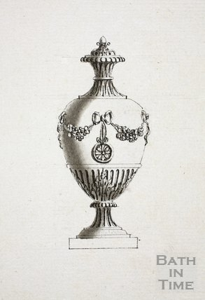 A Collection of Vases, Terms &c by Thomas Parsons (1744-1818), Carver, Bath