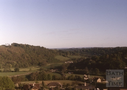 Limpley Stoke Valley c.1975