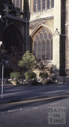 Bath Abbey, Bath - Floral City 1976