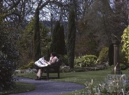 Victoria Park, Bath 1980