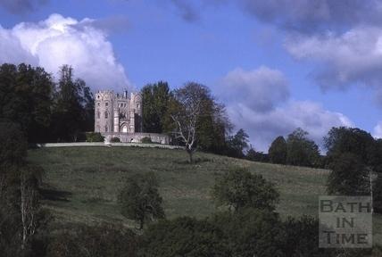 Midford Castle, Midford 1980