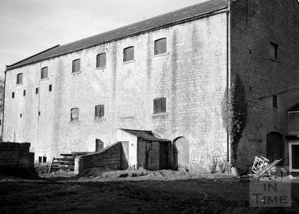 Brewery building, Monkton Combe Brewery, Monkton Combe 1966