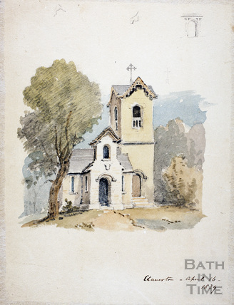 Keeper's House, Claverton 1829