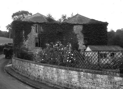 Radford Brewery malthouses, Radford 1966