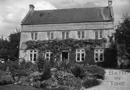 Cleeve Hill House, Midford c.1966