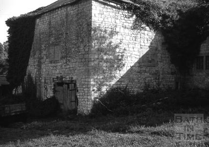 Radford Brewery malthouse, Radford 1966