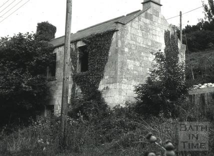 The Anchor Inn, Combe Hay 1966