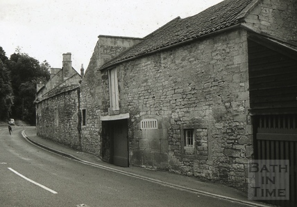 The Fox Inn, Midford 1967
