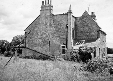 The Pack Horse Inn, Old Midford Road, South Stoke 1967