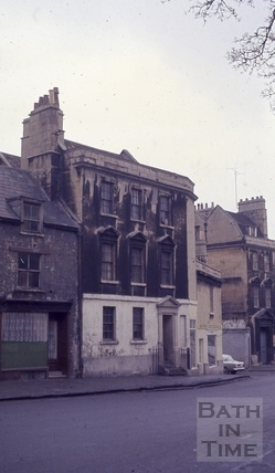 The Bee Hive, 66, Walcot Street, Bath 1965