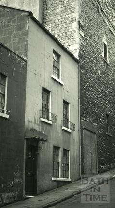 28, Ballance Street, Bath 1966
