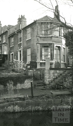 The Bathwick Tavern, 13, Sydney Buildings, Bath 1966