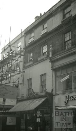 The Bell, 32, Stall Street, Bath 1966