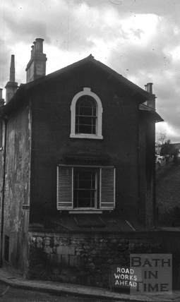 Bagatelle House, Prior Park Road, Widcombe, Bath 1967