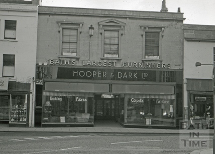 The Anchor Brewery, 21, Southgate Street, Bath 1966