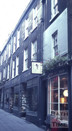 The Albert Tavern, 24, Union Passage, Bath c.1965