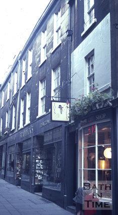 The Albert Tavern, 24, Union Passage, Bath c.1965