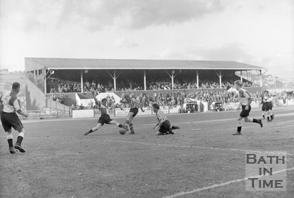 Bristol Rovers Football Club vs. Bath City?, c.1962