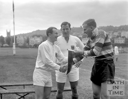 Bath Rugby vs. West Germany XV, 6 September 1963