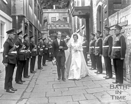 A Wedding at the Countess of Huntingdon's Chapel, Bath, c.1963
