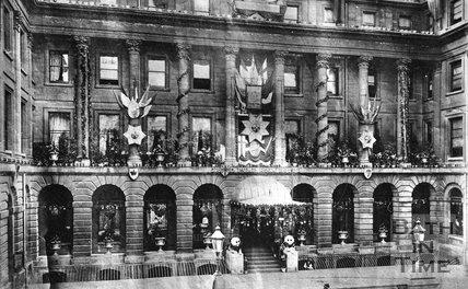 The Grand Pump Room Hotel, Stall Street, Bath 1897