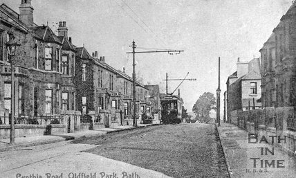 Cynthia Road, Oldfield Park, c.1910
