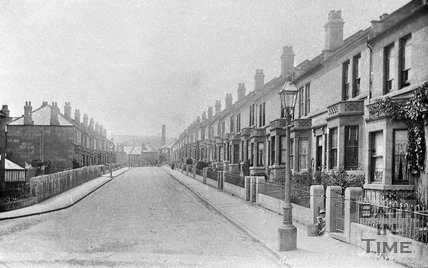 Ringwood Road, Oldfield Park, Bath, c.1900