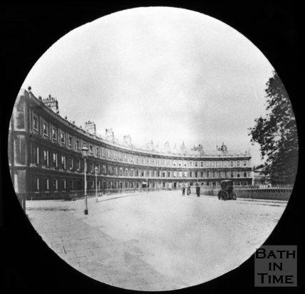 The Circus, Bath, c.1880