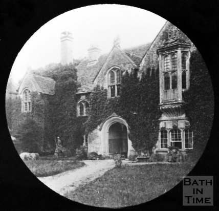 Great Chalfield Manor, Wiltshire, c.1880