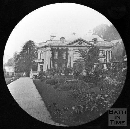 Widcombe Manor, Bath, c.1880