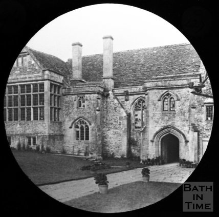 South Wraxall Manor, Wiltshire, c.1880