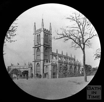 St Mary's Church, Bathwick, c.1880