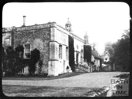 Lacock Abbey, Wiltshire, c.1880