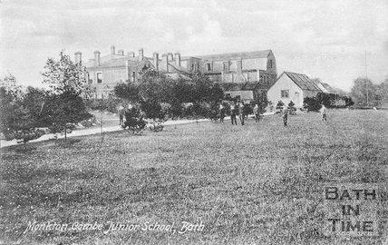 Monkton Combe Junior School, Combe Down, Bath, c.1910